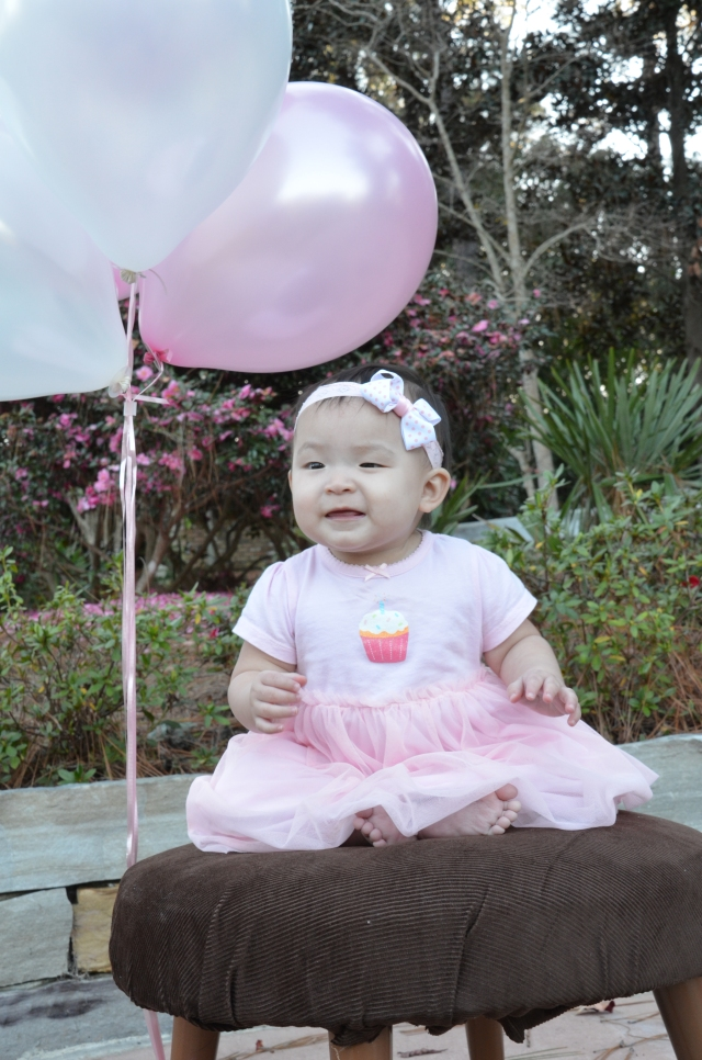 MA first birthday 1